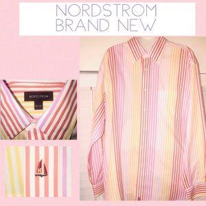 Nordstrom brand NEW dress shirt
